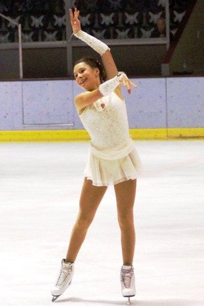 Annika Hocke für Deutschland bei den Olympischen Jugend-Winterspielen 2016