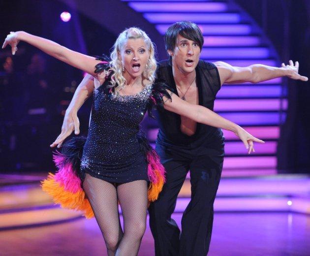 Astrid Wirtenberger - Balazs Ekker - Gewinner 6. Staffel Dancing Stars 2011
