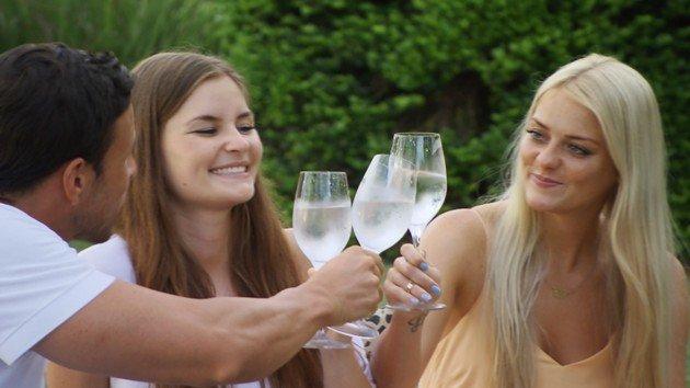 Bachelor am 17.2.2016 - Sandra oder Daniela - wer muss unerwartet abreisen