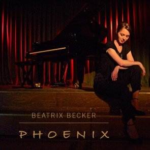 Beatrix Becker neue CD Phoenix veröffentlicht