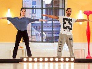 Conny Kreuter - Fadi Merza - Dancing Stars 2016 erste Proben - 1
