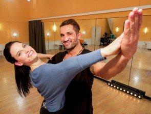 Conny Kreuter - Fadi Merza - Dancing Stars 2016 erste Proben - 3