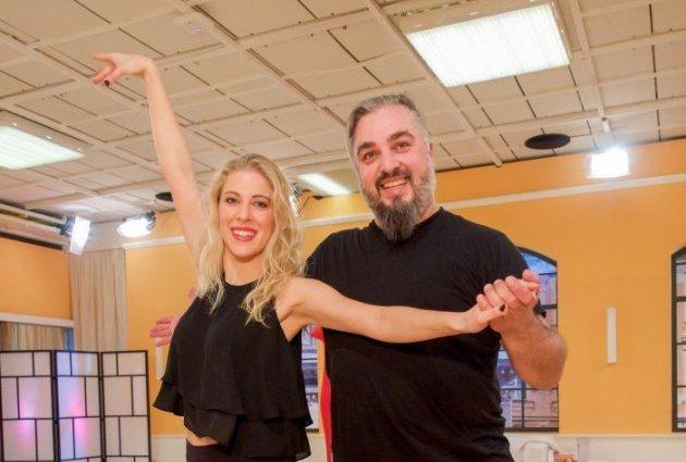 Dancing Stars 2016 erste Tanz-Proben im ORF