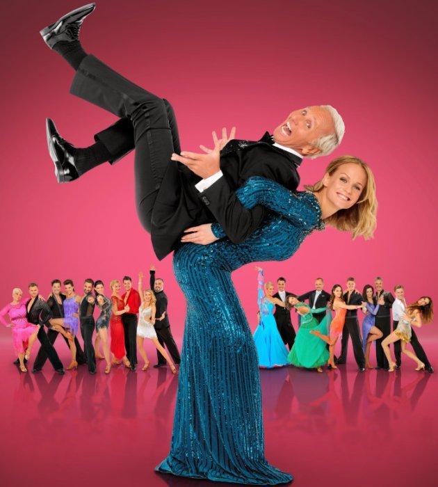 Dancing Stars alle Gewinner, Profitänzer, Kandidaten - hier die DancingStars 2016