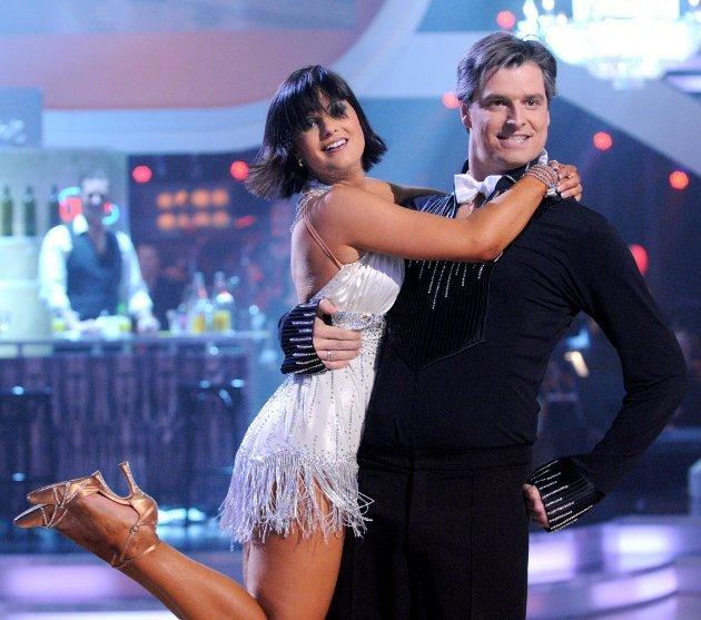 Dorian Steidl - Nicole Kuntner Gewinner 4. Staffel Dancing Stars 2008