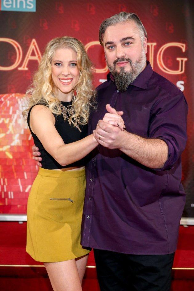 Georgij Makazaria - Maria Santner - Tanzpaar bei den Dancing Stars 2016