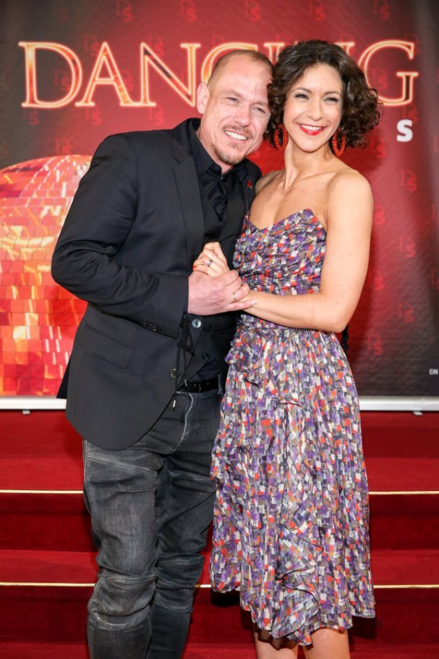 Gery Keszler - Alexandra Scheriau als Tanzpaar bei den Dancing Stars 2016