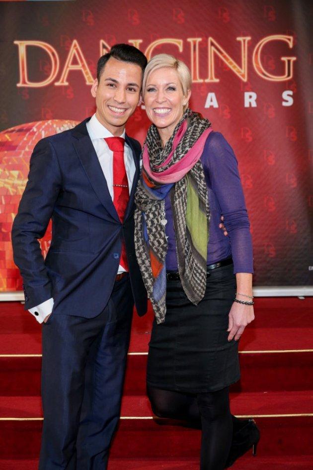 Heidi Neururer - Andy Pohl als Tanzpaar bei den Dancing Stars 2016