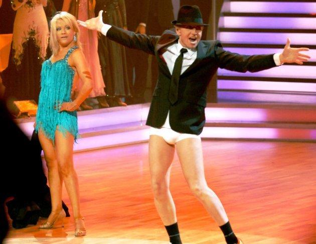Klaus Eberhartinger - Kelly Kainz Gewinner 3. Staffel Dancing Stars 2007