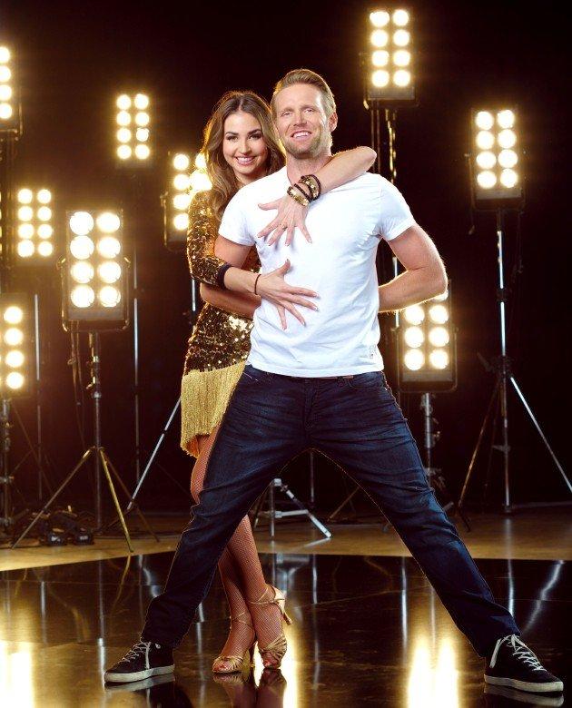 Let's dance 2016 Tanzpaar Ekaterina Leonova - Julius Brink