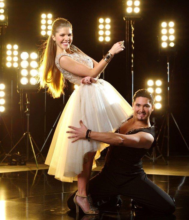 Let's dance 2016 Tanzpaar Erich Klann - Victoria Swarovski