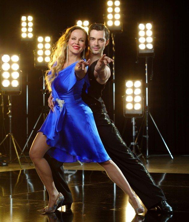 Let's dance 2016 Tanzpaar - Ilia Russo - Sonja Kirchberger