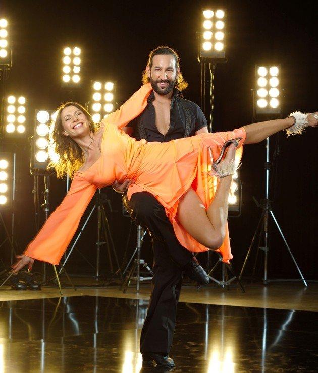 Let's dance 2016 Tanzpaar Massimo Sinato - Jana Pallaske