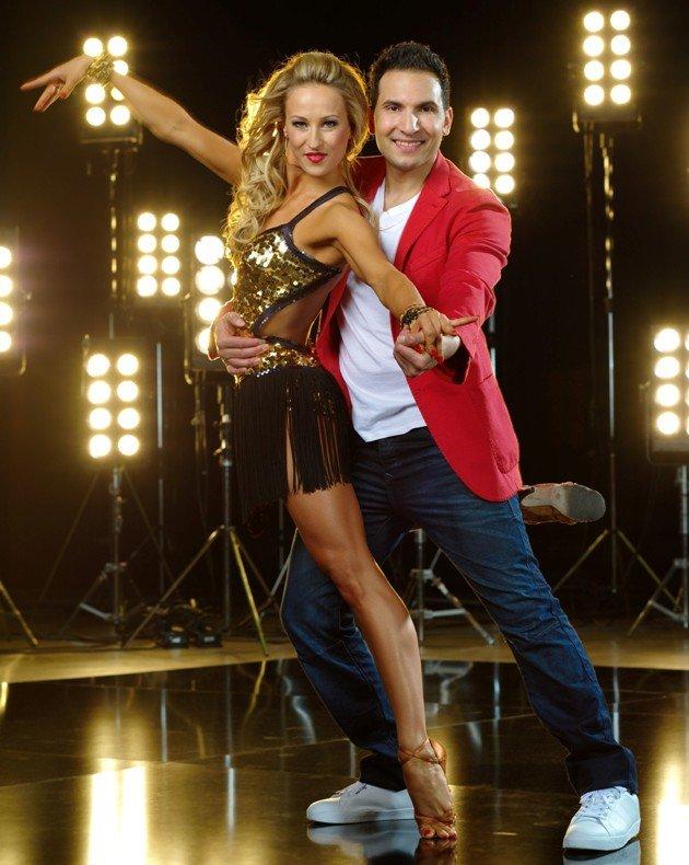 Let's dance 2016 Tanzpaar Oxana Lebedew - Attila Hildmann