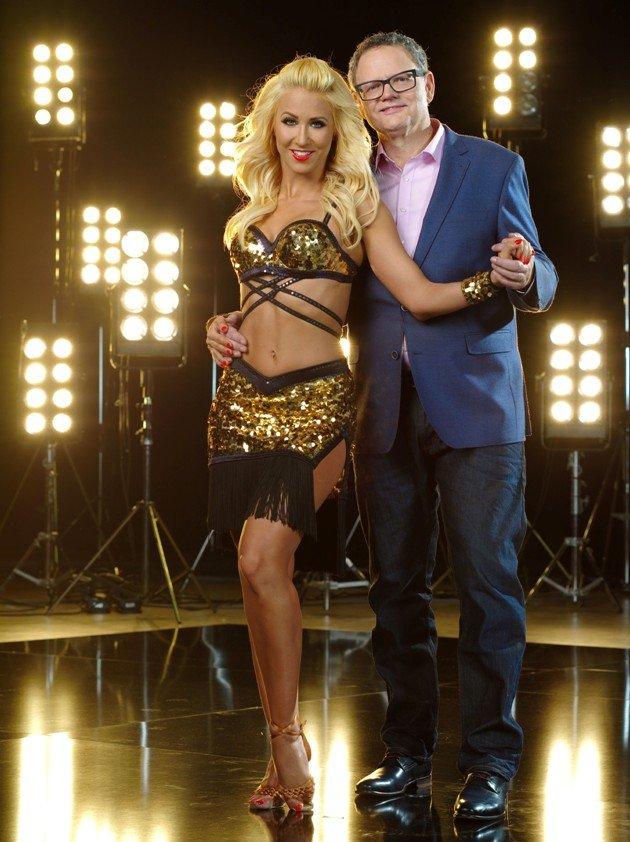 Let's dance Tanzpaar 2016 Kathrin Menzinger - Ulli Potofski