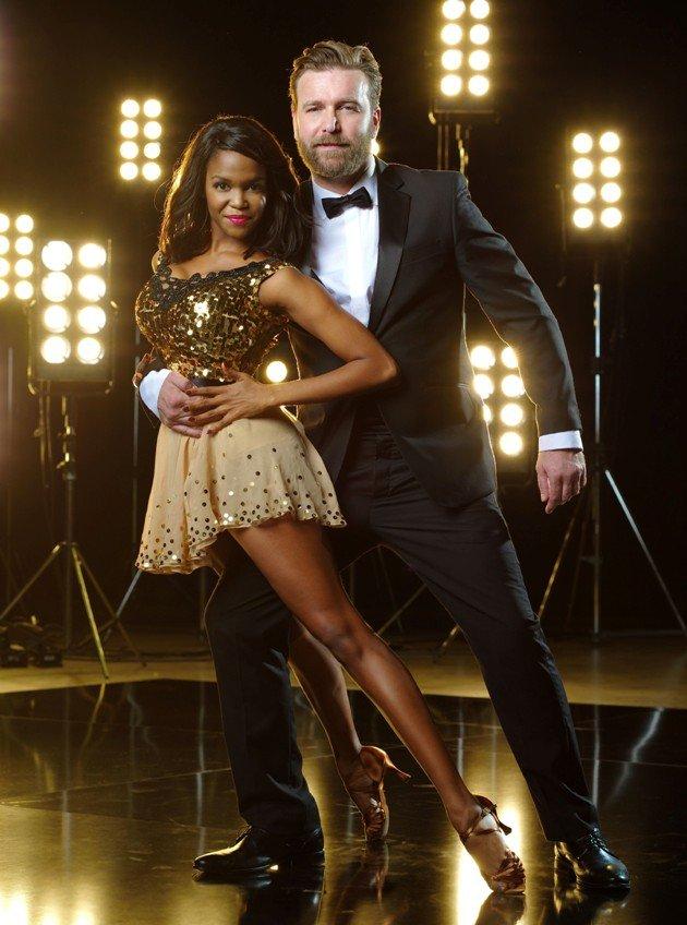Let's dance Tanzpaar 2016 Oti Mabuse - Niels Ruf