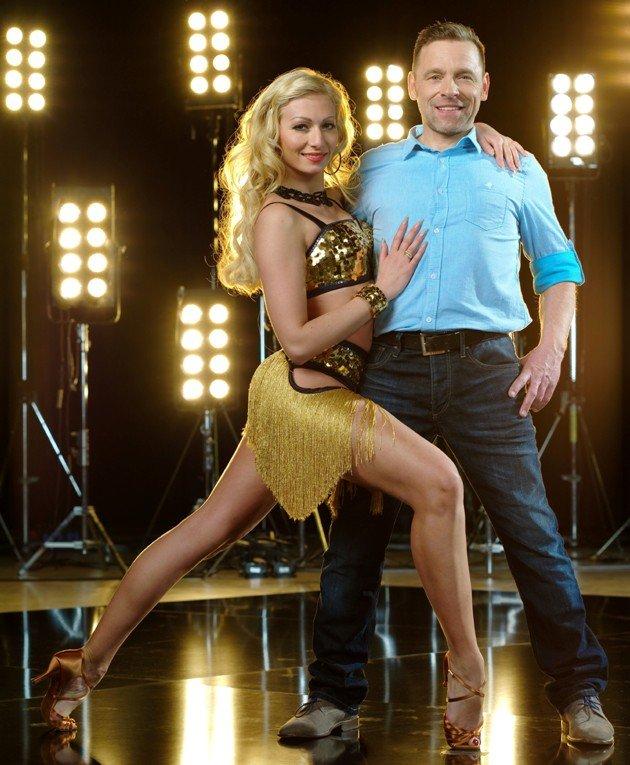 Let's dance Tanzpaar 2016 Regina Luca - Thomas Hässler