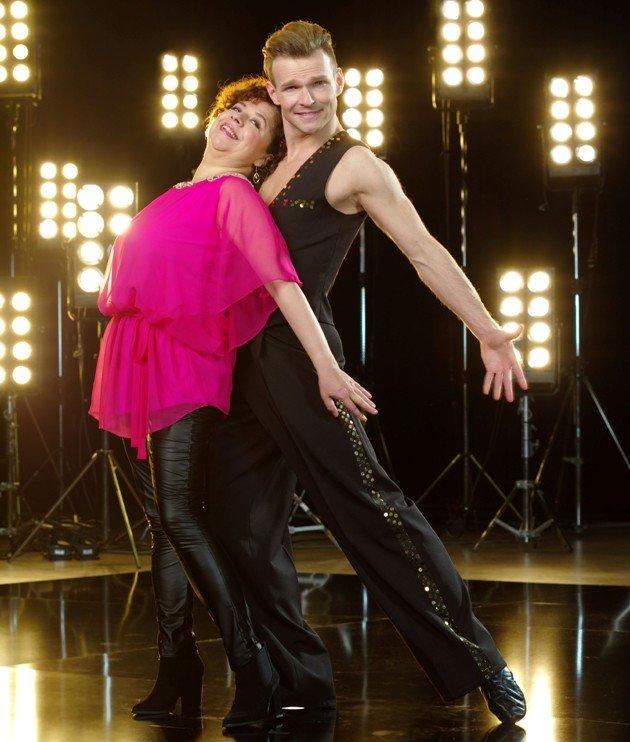 Let's dance Tanzpaar 2016 - Vadim Garbuzov - Franzsika Traub