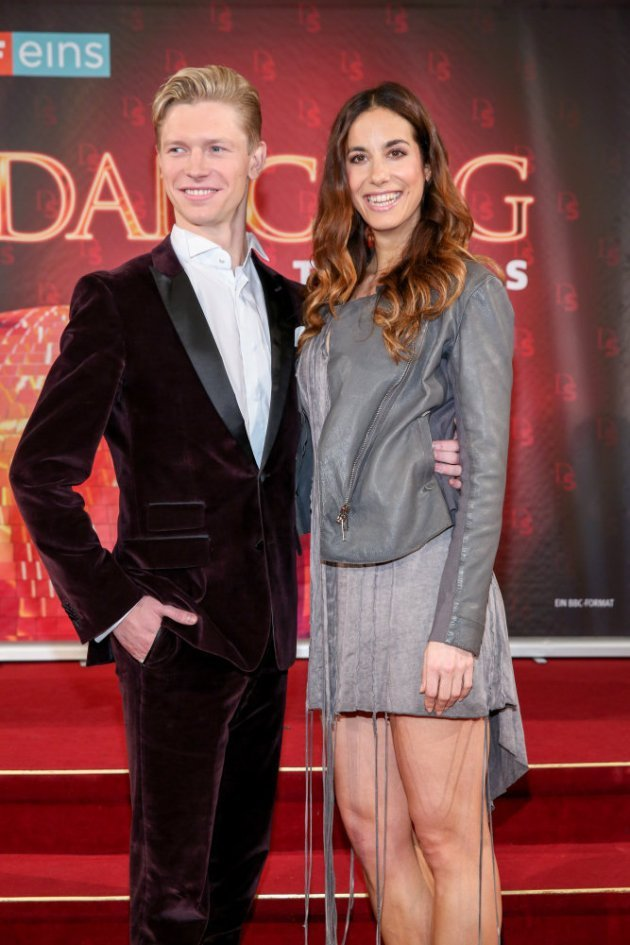 Nina Hartmann - Paul Lorenz - Tanzpaar bei den Dancing Stars 2016