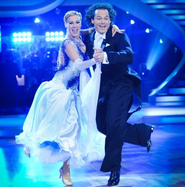Rainer Schönfelder - Manuela Stöckl Gewinner 8. Staffel Dancing Stars 2013