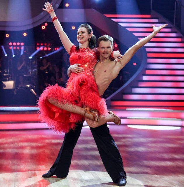 Roxanne Rapp - Vadim Garbuzov Gewinner 9. Staffel Dancing Stars 2014
