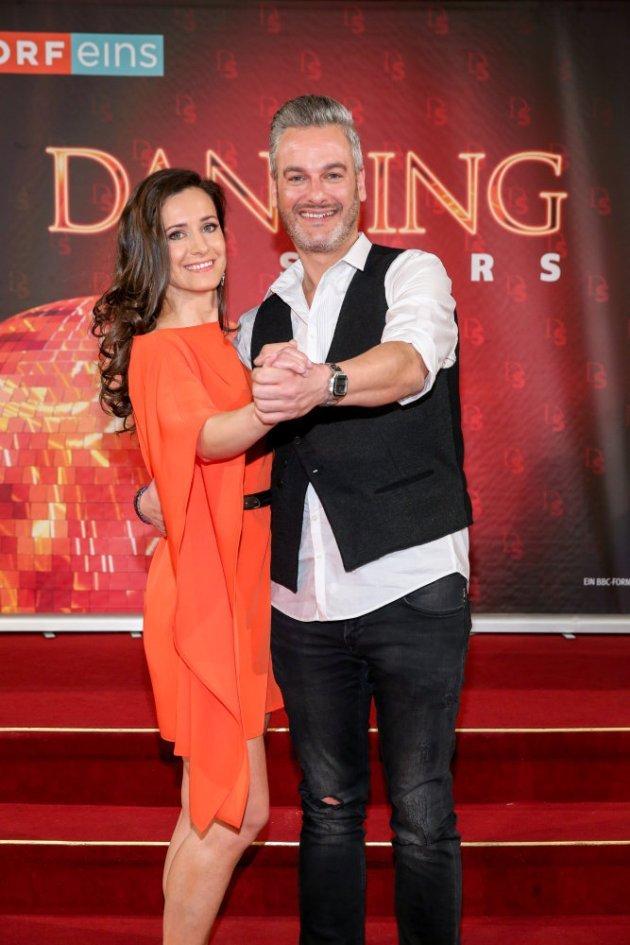 Thomas May - Lenka Pohoralek als Tanzpaar bei den Dancing Stars 2016