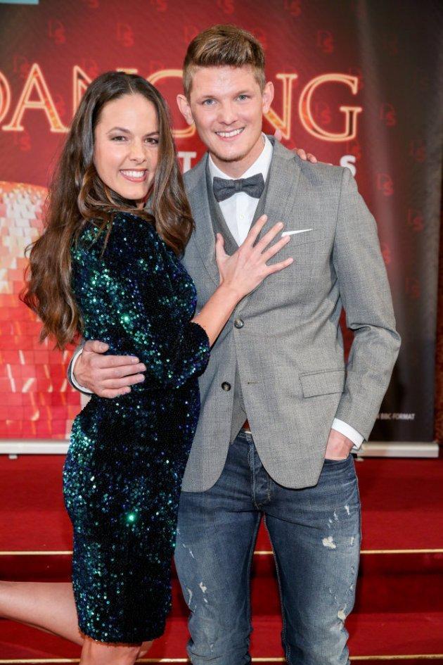 Thomas Morgenstern - Roswitha Wieland - Tanzpaar bei den Dancing Stars 2016