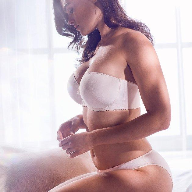Trägerloser BH PrimaDonna Modell Divine Farbe Venus