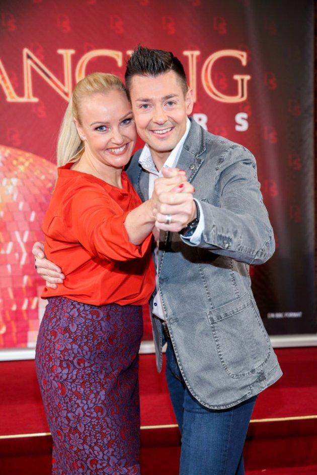 Verena Scheitz - Florian Gschaider als Tanzpaar bei den Dancing Stars 2016
