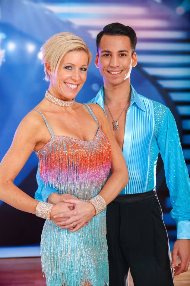 Andy Pohl - Heidi Neururer Dancing Stars 2016 - 2. Show am 11.3.2016