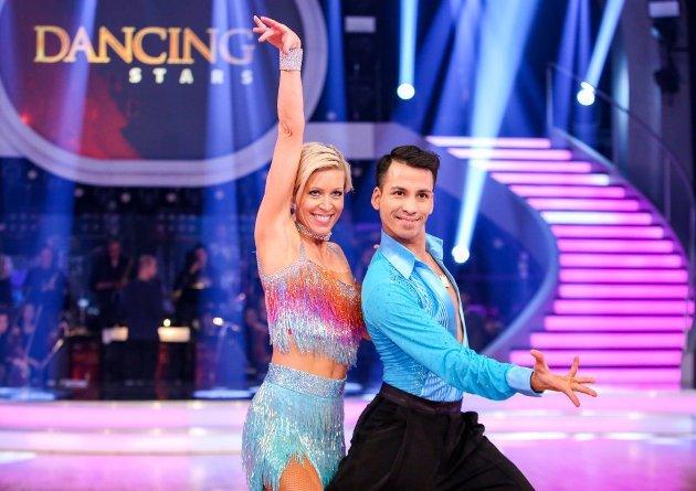 Andy Pohl - Heidi Neururer bei den Dancing Stars am 11.3.2016