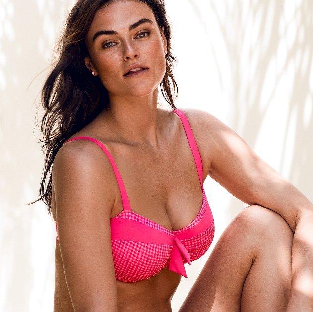 Bikini-Oberteil Strandmode 2016 PrimaDonna Swim Modell Saint Tropez Farbe Candy Crush