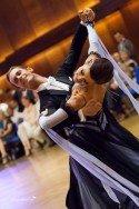 Blaus Band der Spree 2016 WDSF Standard-Turnier Klemens Hofer – Barbara Westermayer Bestes Tanzpaar aus Österreich