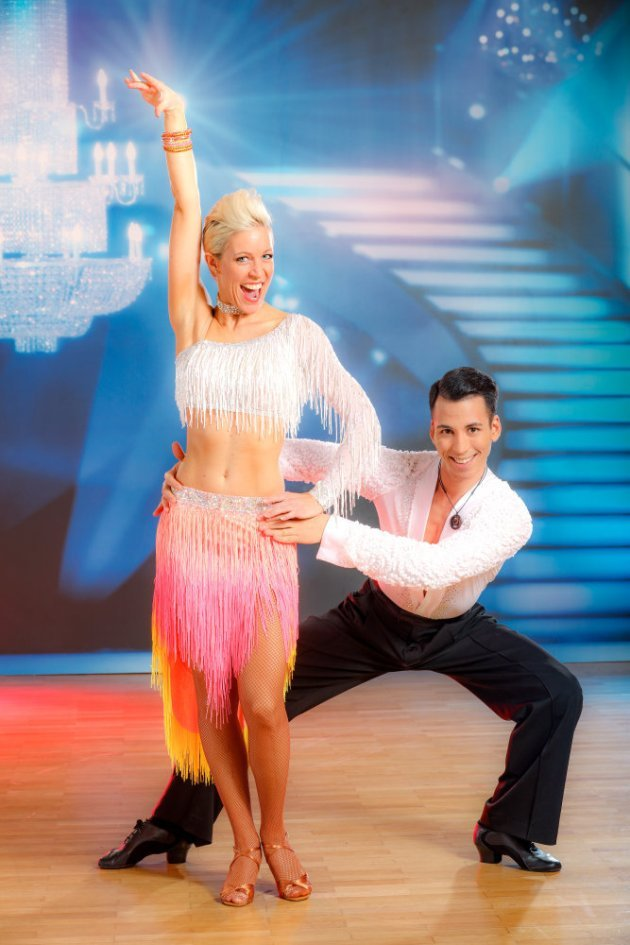 Dancing Stars 2016 am 26.3.2016 Sex sells? Heidi Neururer- Andy Pohl ausgeschieden