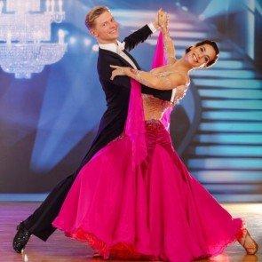 Dancing Stars am 11. März 2016 - Bester Tanz von Paul Lorenz - Nina Hartmann