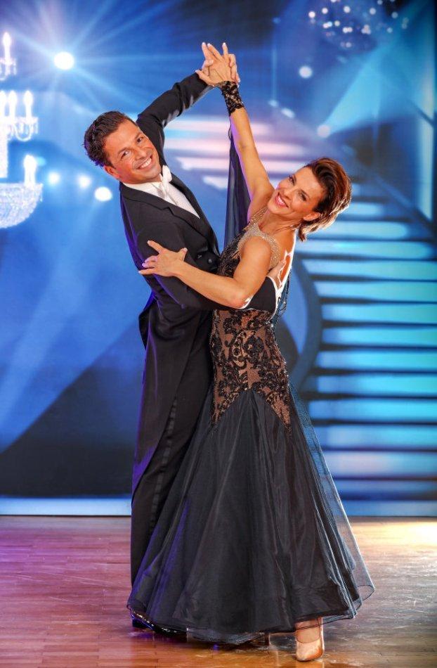 Dancing Stars am 11.3.2016 - Thomas Kraml - Sabine Petzl