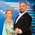 Dancing Stars am 4. März 2016 - Erste Stars am Dancing Stars Himmel Georgij Makazaria - Maria Santner