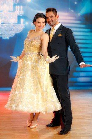 Fadi Merza – Conny Kreuter bei den Dancing Stars 2016 am 26.3.2016