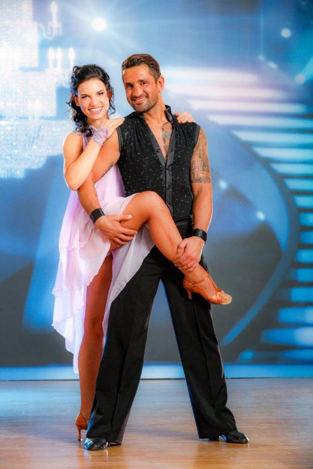 Fadi Merza - Conny Kreuter - Dancing Stars 2016 am 18.3.2016