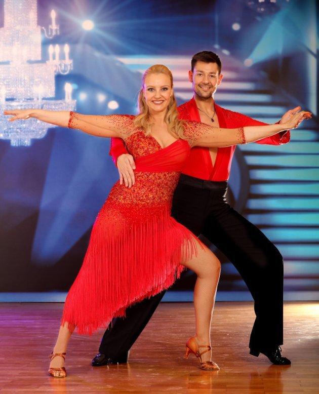 Florian Gschaider - Verena Scheitz bei den Dancing Stars am 11.3.2016