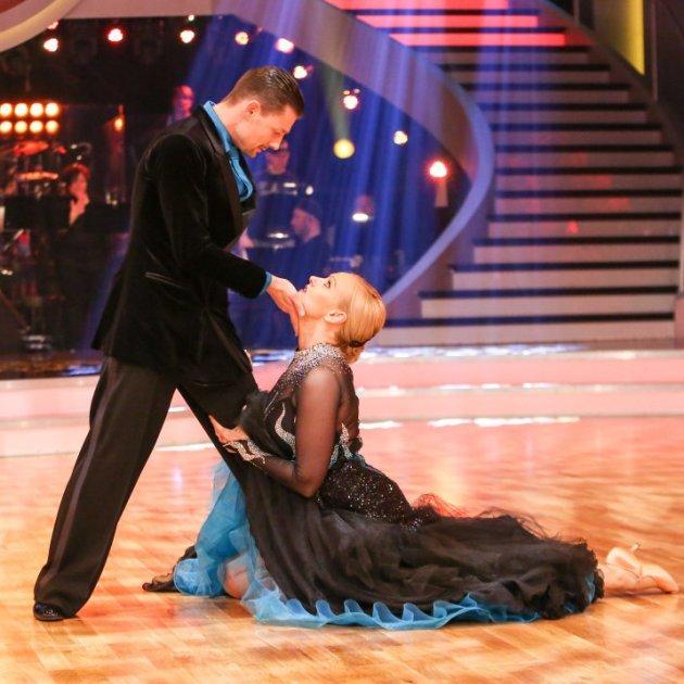 Florian Gschaider - Verena Scheitz bei den Dancing Stars am 18.3.2016