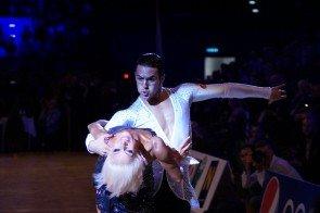 Gabriele Goffredo - Anna Matus aus Moldawien gewinnen WDSF Grand Slam Latein 2016 in Helsinki