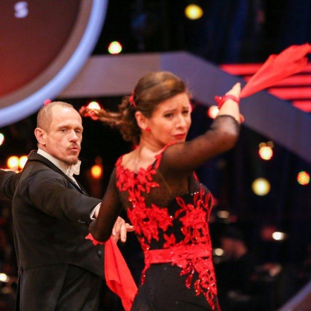 Gery Keszler - Alexandra Scheriau bei den Dancing Stars am 18.3.2016