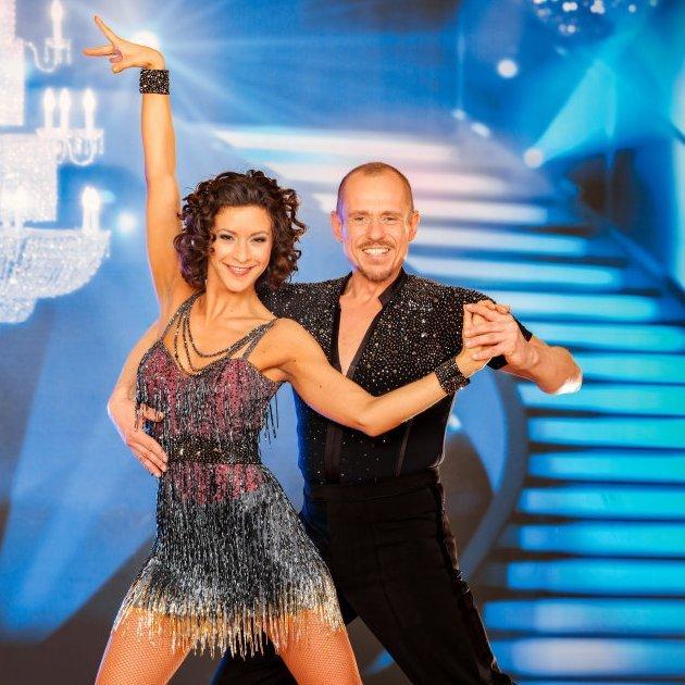 Gery Keszler - Alexandra Scheriau bei den Dancing Stars am 4.3.2016