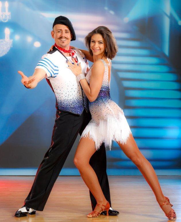 Gery Keszler - Alexandra Sherieau bei den Dancing Stars 2016 am 26.3.2016