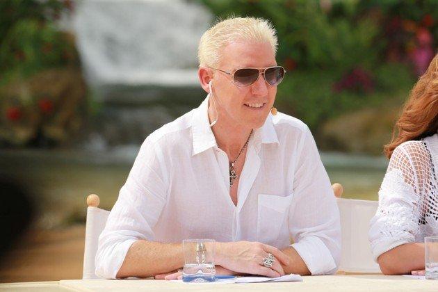 HP Baxxter bei DSDS 2016 am Strand von Jamaika