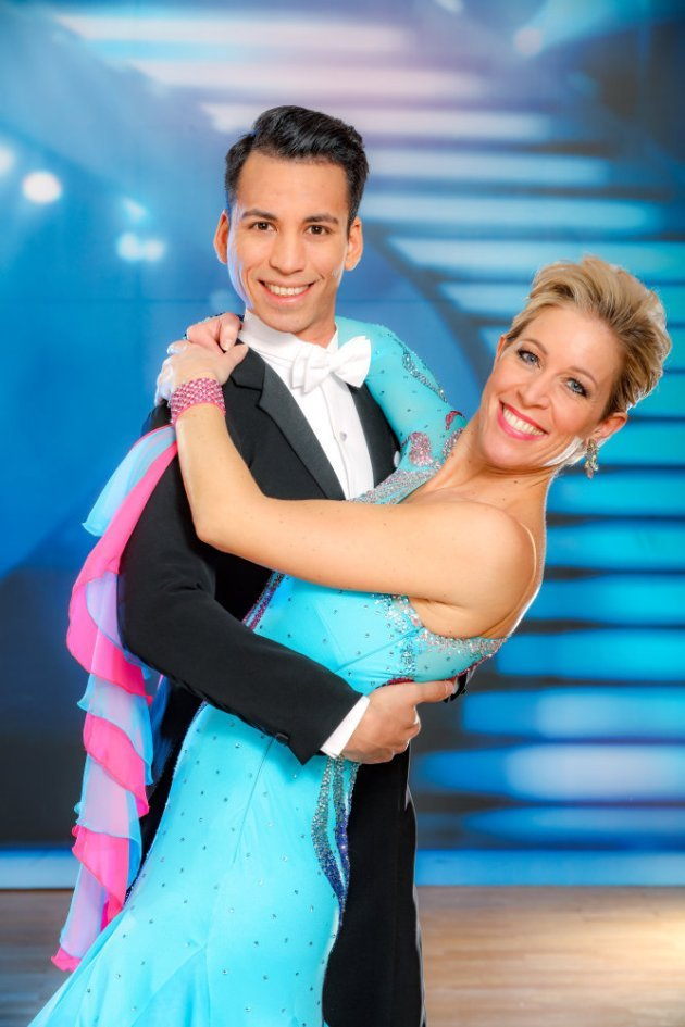 Heidi Neururer - Andy Pohl - Dancing Stars 2016 am 18.3.2016