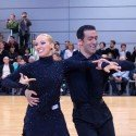 Jonatan Rodriguez Perez - Jenny Müller Deutsche Meister 2016 10 Tänze DPV-Profitänzer