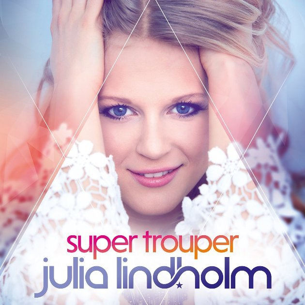 Julia Lindholm - Super Trouper - ABBA-Cover-CD