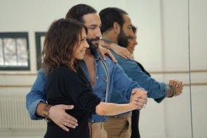 Let's dance 2016 18.3.2016 - Massimo Sinato - Jana Pallaske beim Training